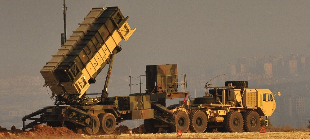 MIM-104 Patriot air defence system